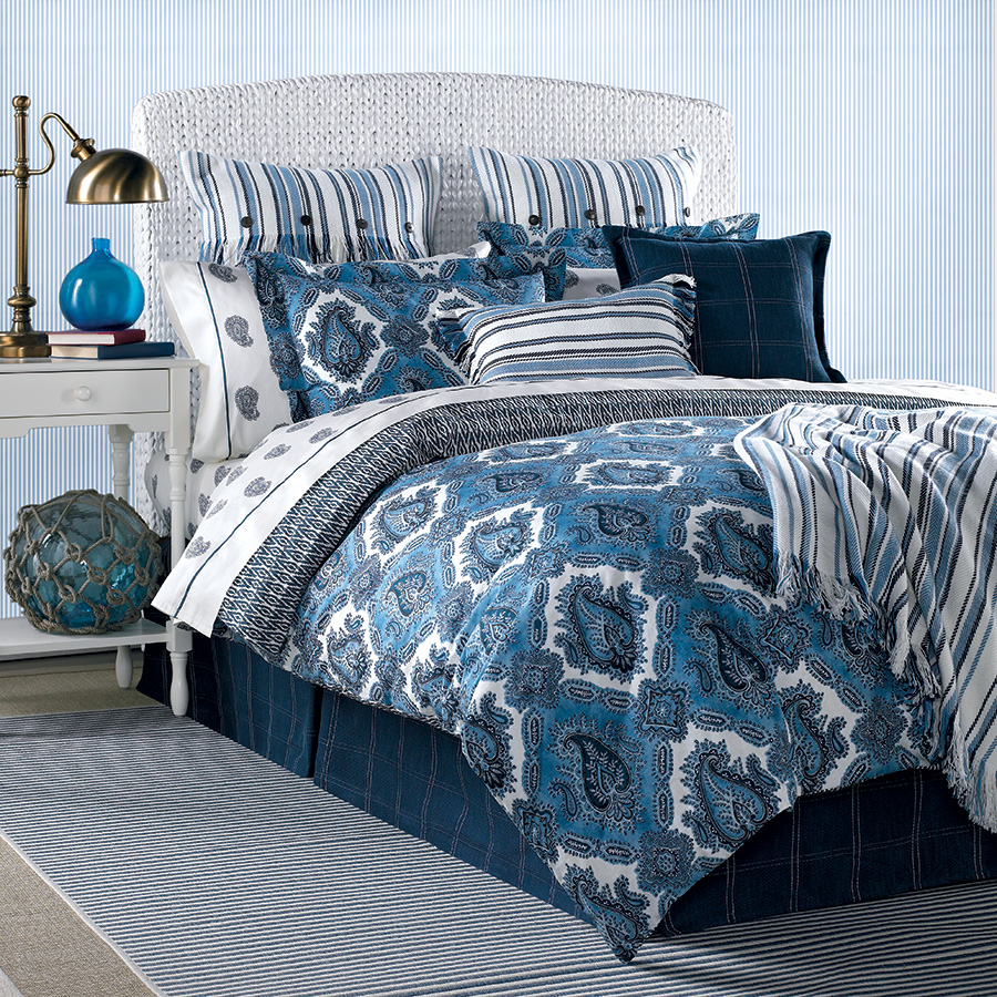 Tommy Hilfiger Oaks Bluff Comforter And Duvet Set From