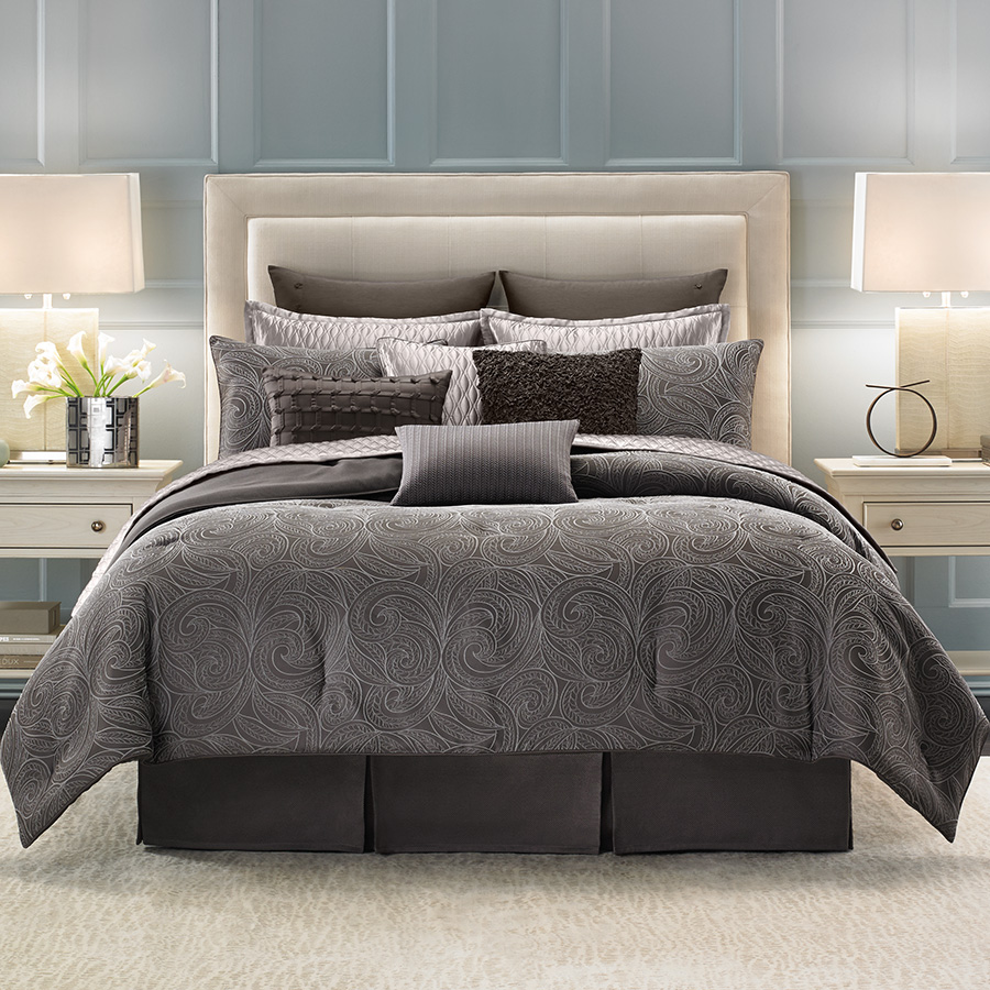 Candice olson oasis comforter set from - Bedroom sheets and comforter sets ...