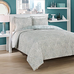 City Loft Ovaloid Reversible Comforter & Duvet Set