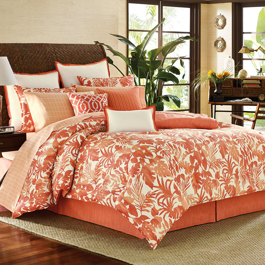Tommy Bahama Palma Sola Bedding Collection from Beddingstyle.com