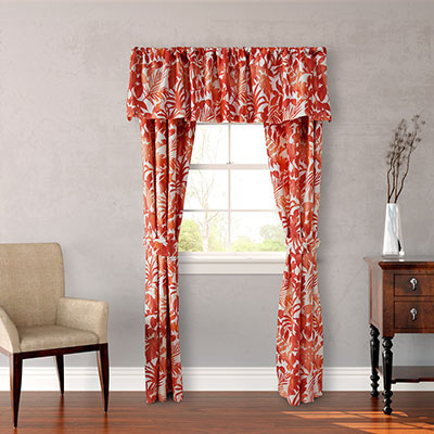 Tommy Bahama Palma Sola Window Treatment