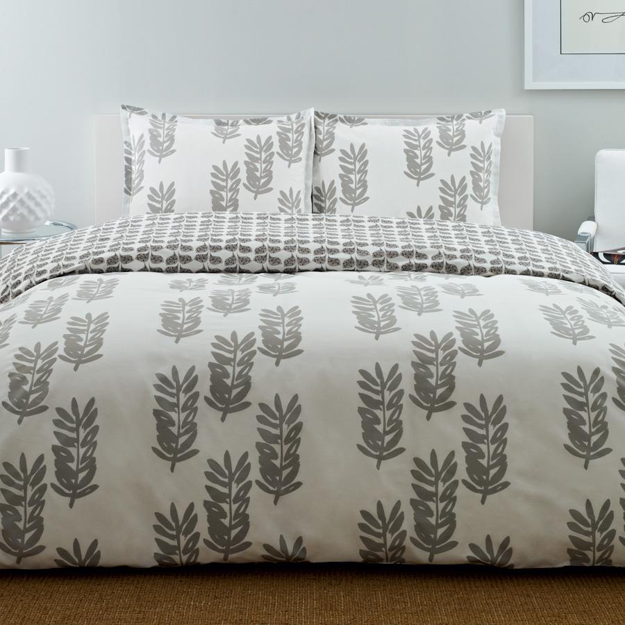 City Scene Paloma Leaf Comforter Amp Duvet Sets From