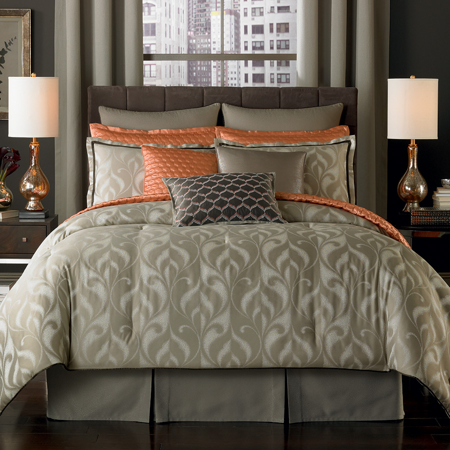 Candice Olson Paradox Comforter Set From