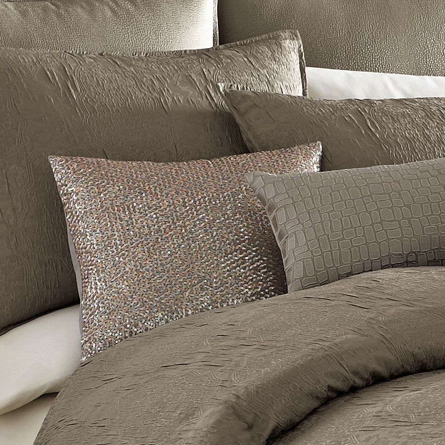 Nicole Miller Park Avenue Comforter Set from Beddingstyle.com