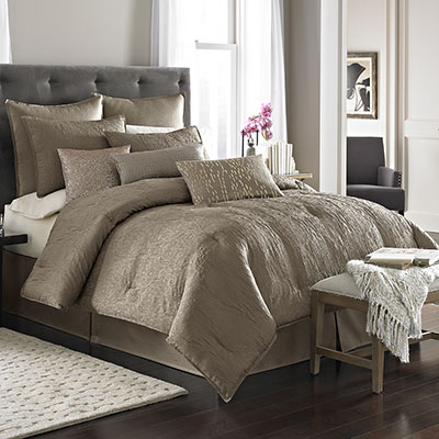 Nicole Miller Park Avenue Comforter Set From Beddingstyle Com