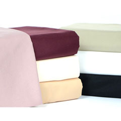 Solid Microfiber Sheet Sets