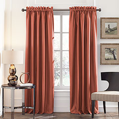 Perry Ellis Sedona Blackout Window Drapes