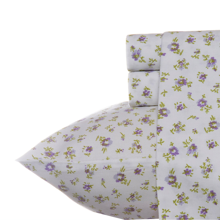 Laura Ashley Petite Fleur Sheet Set From Beddingstyle Com