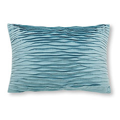 Grove Hill Pleated Aqua 12
