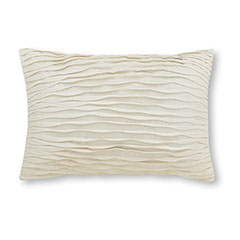 Grove Hill Pleated Ivory 12