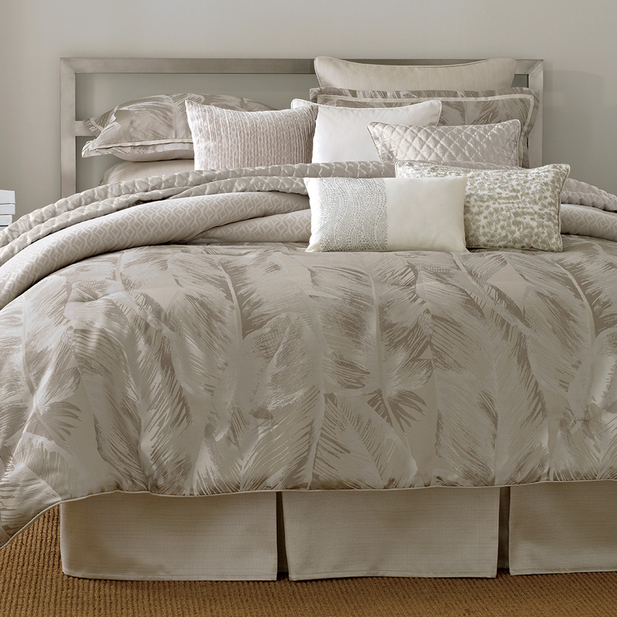 Candice Olson Plume Comforter Set From