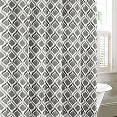 Pointe Quest Shower Curtain