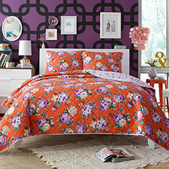 Teen Vogue Pop Vintage Quilt Set