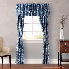 Tommy Bahama Porcelain Paradise Window Treatments