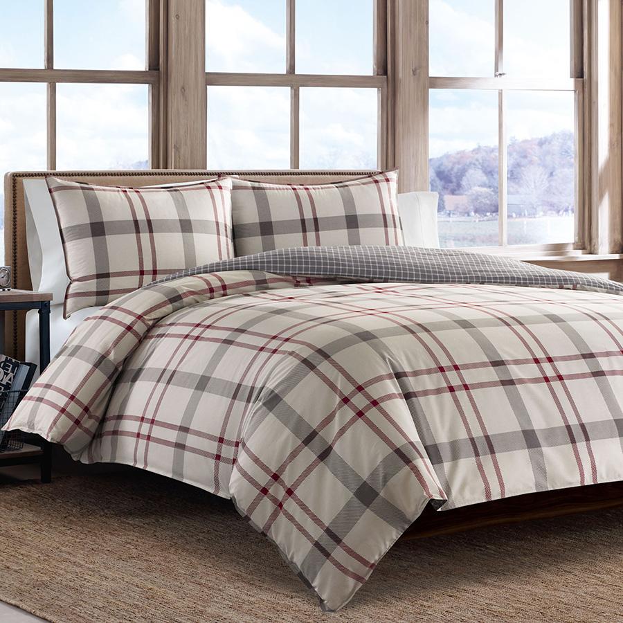 Twin Comforter Set Eddie Bauer Portage Bay