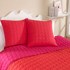 Preppy Ikat Coverlet