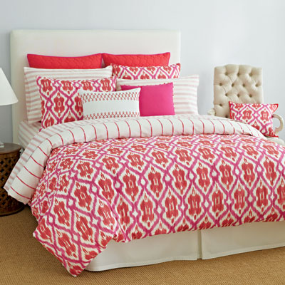 Tommy Hilfiger Preppy Ikat Comforter and Duvet Cover Sets