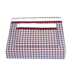 Prep School Plaid Sheet Set
