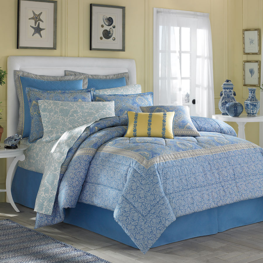 Twin Comforter Set Laura Ashley Prescot