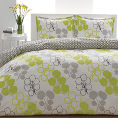 Pressed Flower Comforter and Duvet Cover Sets