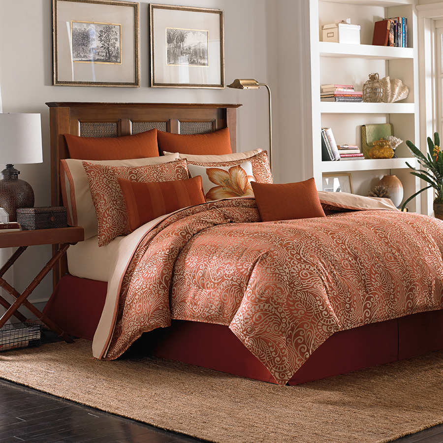 Tommy Bahama Prince Of Paisley Comforter Amp Duvet Sets From