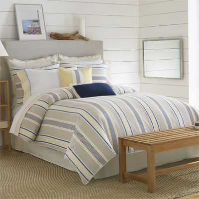 Nautica Prospect Harbor Comforter Collection