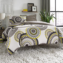 Radius Lemon Drop Comforter & Duvet Set