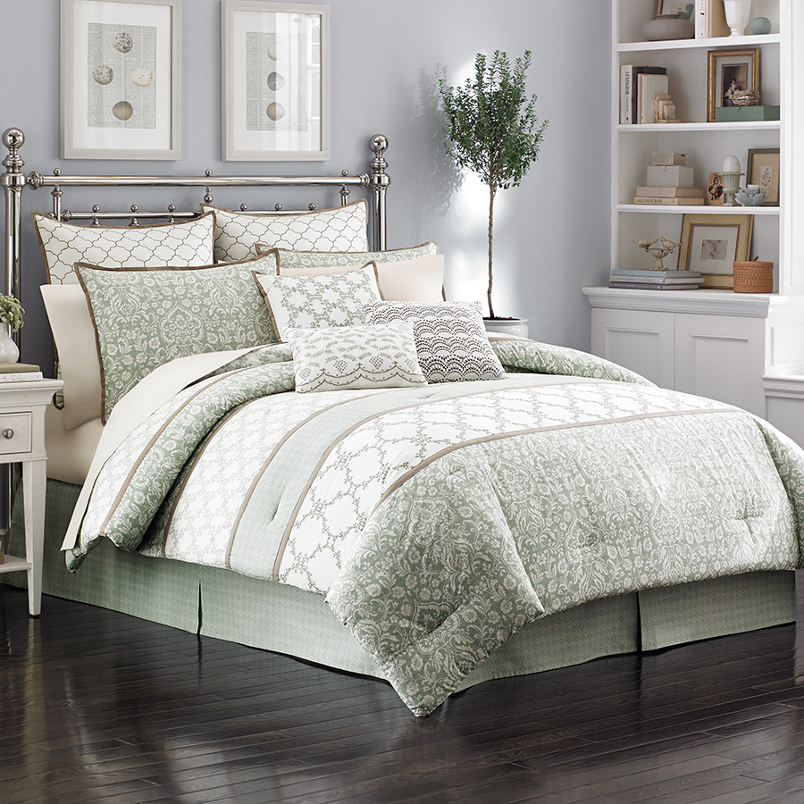 Laura Ashley Raeland Comforter Set From