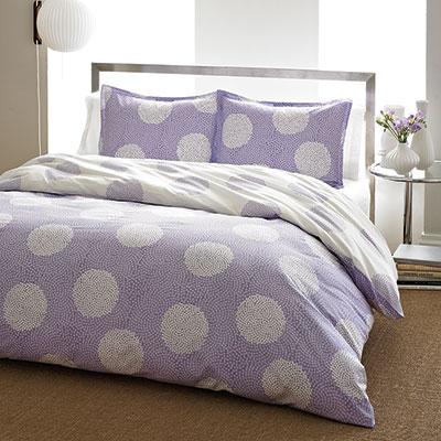 City Scene Raindance Wisteria Comforter and Duvet Sets