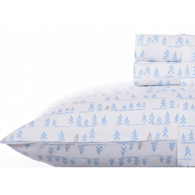 Nautica Rangeley Flannel Sheet Set