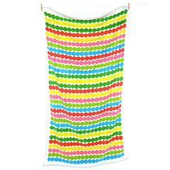 Rasymatto Green Beach Towel