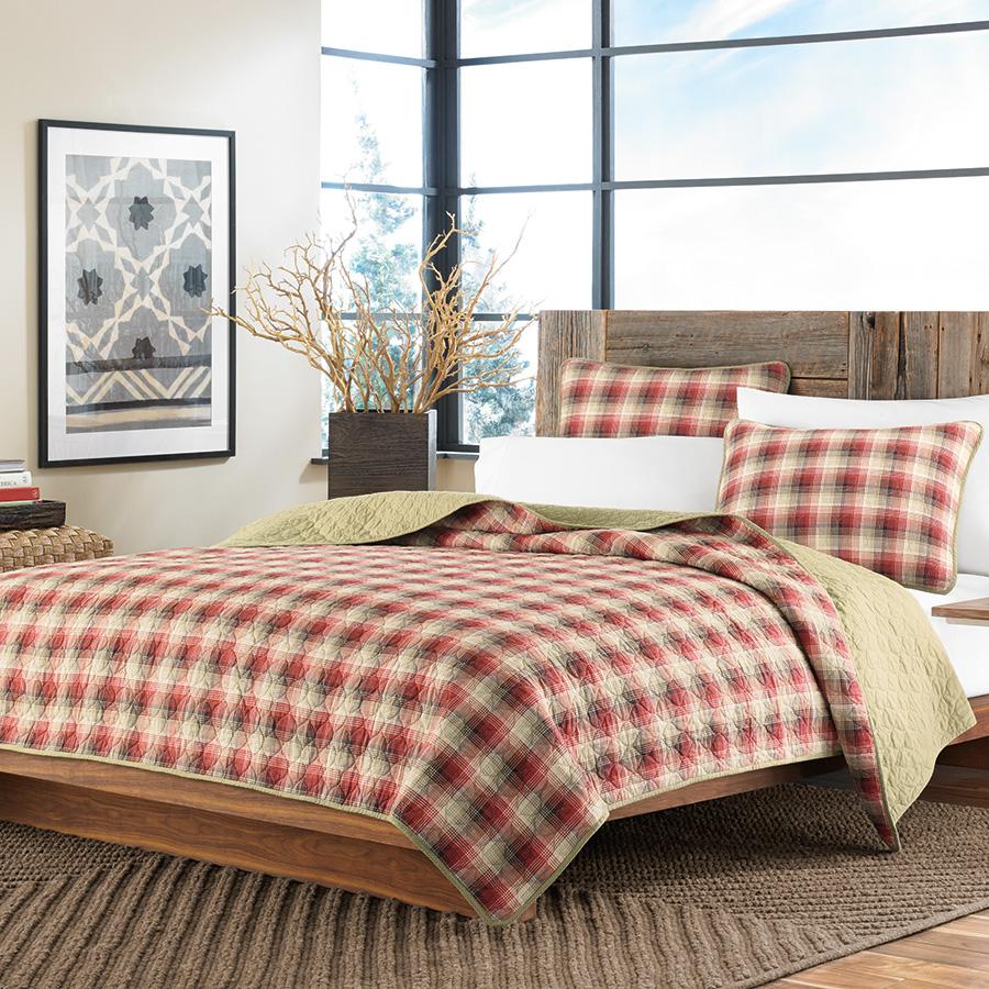 Eddie Bauer Ravenna Quilt Set From Beddingstyle Com