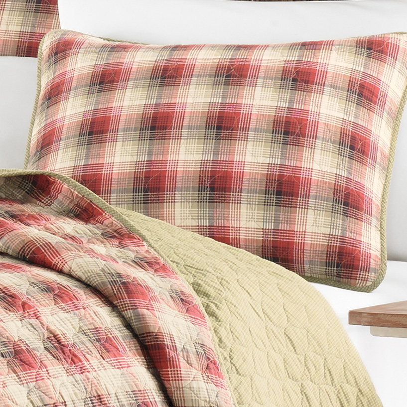Eddie Bauer Ravenna Quilt Set From Beddingstyle Com
