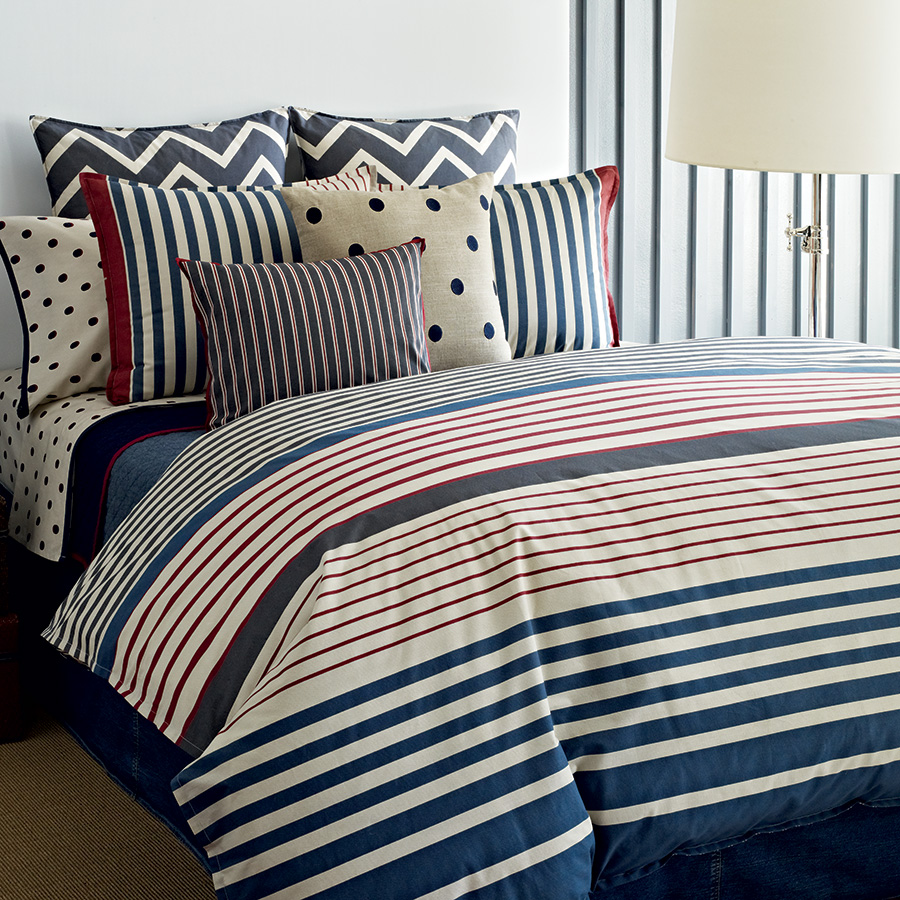 Tommy Hilfiger Reading Room Stripe From