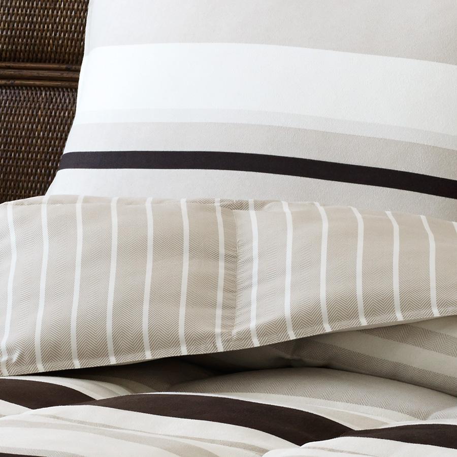Eddie Bauer Redmond Stripe Comforter Set From Beddingstyle Com