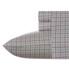 Reece Plaid Sheet Set