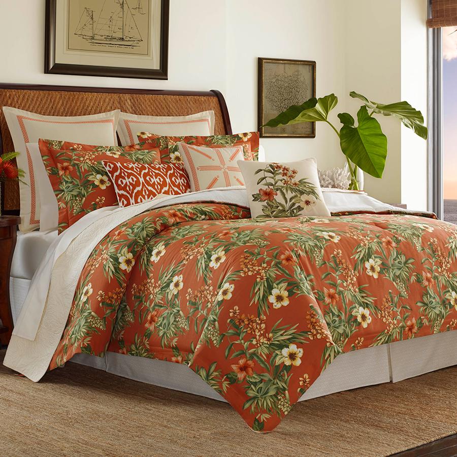 Tommy Bahama Rio De Janeiro Comforter Set From