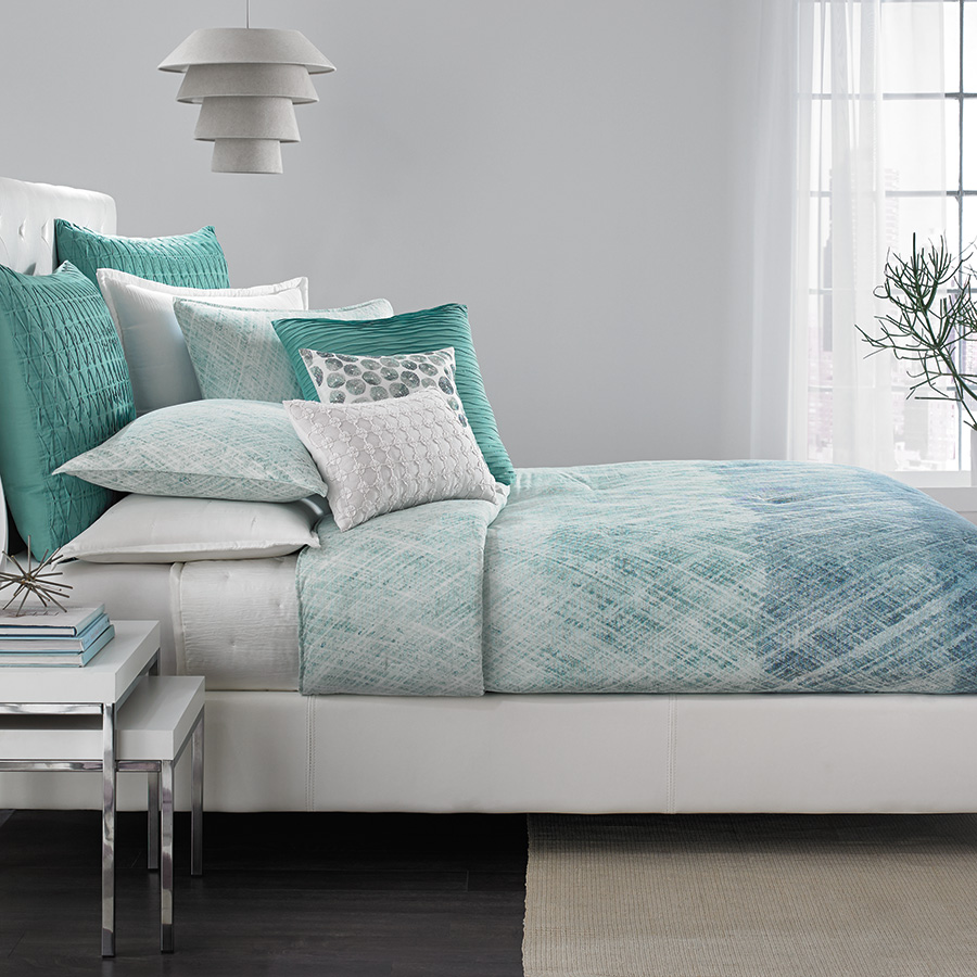 Candice Olson Rise And Shine Comforter Set From