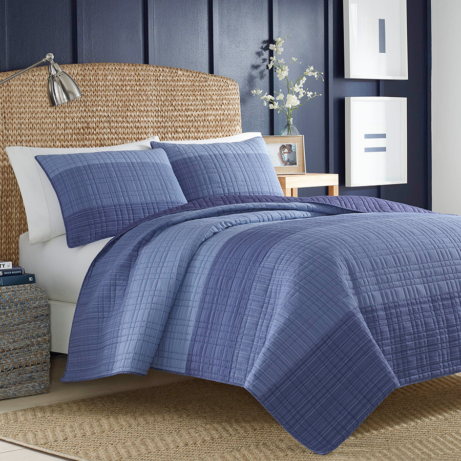 Nautica Riverview Quilt From Beddingstyle Com