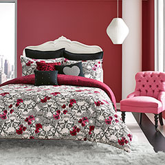 Betsey Johnson Rock Out Comforter Set