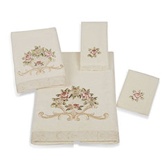 Rosefan Decorative Towels