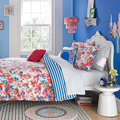 Teen Vogue Rosie Posie Comforter Set