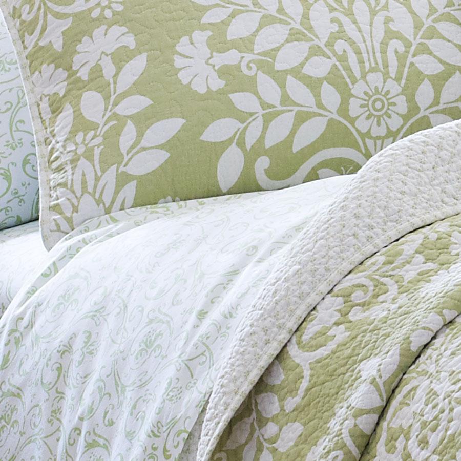 Beddingstyle: Laura Ashley Rowland Sage