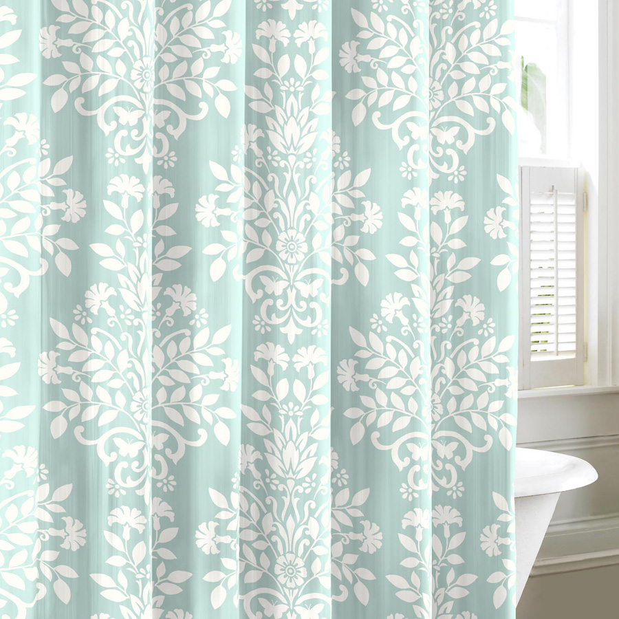 laura ashley rowland shower curtain from