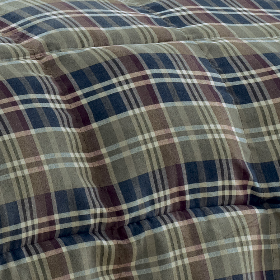 Eddie Bauer Rugged Plaid Comforter Set From Beddingstyle Com