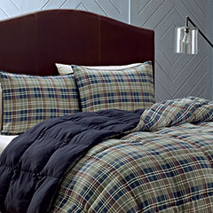 Eddie Bauer Rugged Plaid Comforter Set