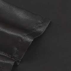 Patti Labelle Satin Black Sheet Set