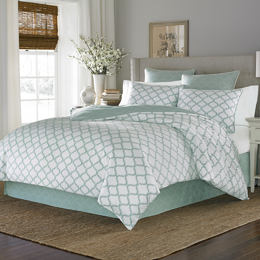Queen Comforter Set Stone Cottage Savannah