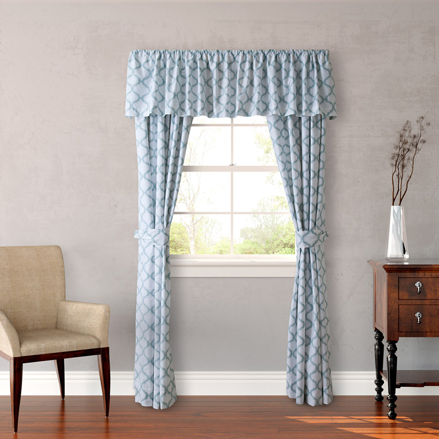 Stone Cottage Savannah Window Treatment From Beddingstyle Com