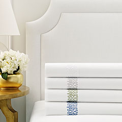 AERIN Scroll Embroidery Sheet Set